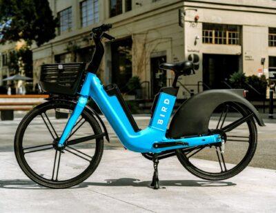 Bird Unveils New Bikeshare Program Designed for Multimodal Cities