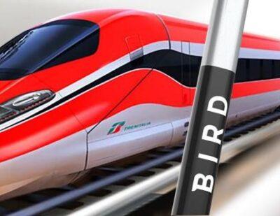 Bird, Trenitalia Partnership Promotes Multimodal Mobility in Italy