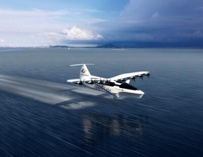 Brittany Ferries & REGENT: Zero-Emission, Sea-Skimming 'Flying Ferries'