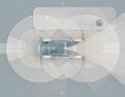 Next Generation Pure Electric Volvo Comes with LiDAR and AI Technology