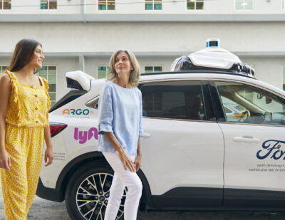 Argo AI and Ford to Launch Self-Driving Vehicles on Lyft Network