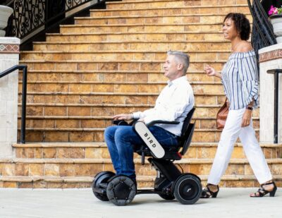 Bird and Scootaround to Offer On-Demand Accessible Mobility for Cities