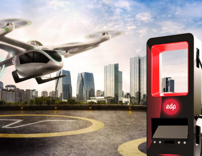 Eve and EDP to Cooperate On the Development of eVTOL Infrastructure