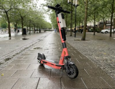 Voi Launches Computer Vision Technology e-Scooter Trial
