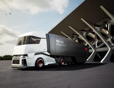 FEV Enables Holistic Vehicle Development for Trucks of the Future