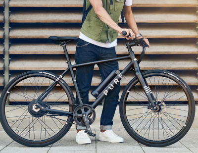 Pure Electric Unveils First Electric Bike Offering