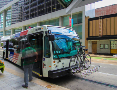 Houston METRO Selects LAN for Accessibility Initiative