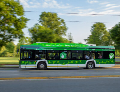 Milan Orders Another 100 Electric Buses from Solaris
