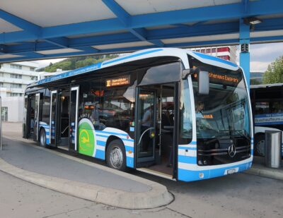 State of Victoria Investing In The Buses Of The Future