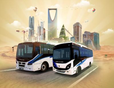 Ashok Leyland Unveils Smart Transport Solutions in KSA