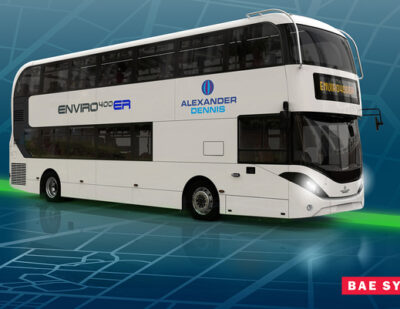 BAE Systems' First Plug-in Hybrid Propulsion Systems on Public Buses