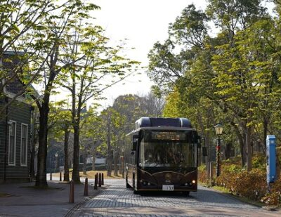 Nagasaki, Japan Welcomes First Batch of Pure Electric Buses from BYD