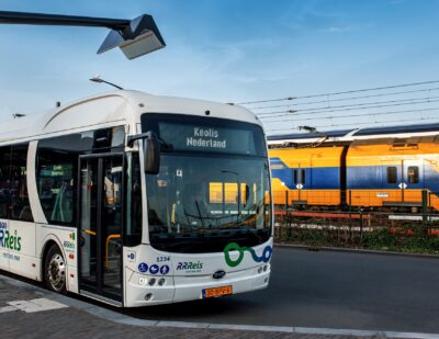 BYD Delivers 246 eBuses to Keolis in Europe's Largest Ever Electric Bus Order