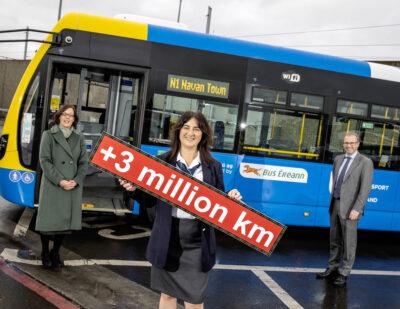 Bus Éireann Announces Significant Enhancement of Services