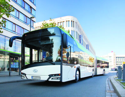 Large Order for DAF Components from Solaris