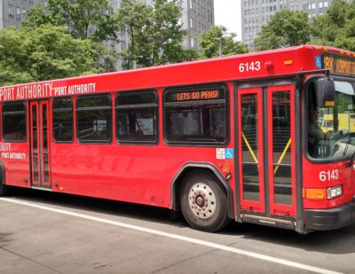 EPA Grants $5.7 Million to Support Electric Buses in Allegheny County