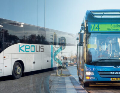 Wabtec and Keolis Group Sign Global Cooperation Agreement