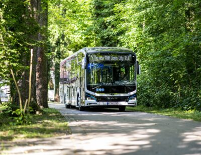22 Electric MAN Buses to Cruise the Streets of Malmö from 2021