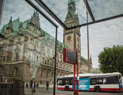 Solaris Receives First Order under a Tender for 530 E-buses for Hamburg