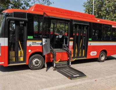 Tata Motors Delivers State-of-the-Art E-buses to Mumbai