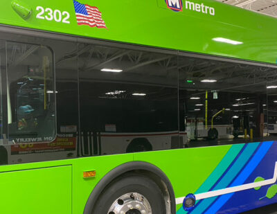 Metro Transit in St. Louis and New Flyer Partner with The Mobility House