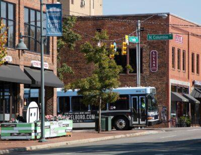 U.S. Department of Transportation Grants $6.2 Million for American Transit