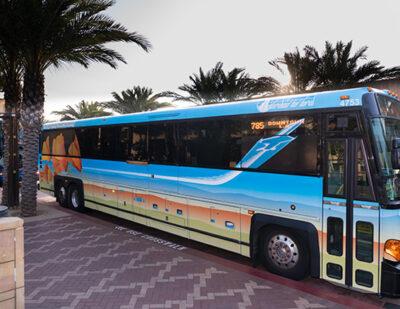 Antelope Valley Transit Authority Passes Electric Milestone