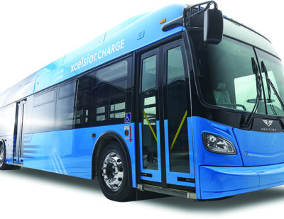 Atlanta's MARTA Orders 6 Xcelsior Charge™ 40-Foot Electric Buses