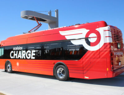 Allegheny County Adds 6 More Xcelsior CHARGE™ Buses from New Flyer