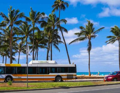 Honolulu Selects Stantec to Lead Transit Operations Analysis