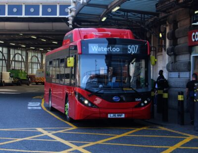 London's Buses Now Meet ULEZ Standards across the Entire City