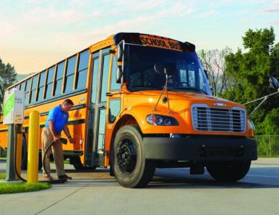 Proterra Powers Biggest Electric School Bus Deal in U.S.