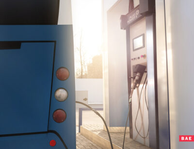 BAE Systems and Plug Power: Hydrogen-Powered Solutions for Buses