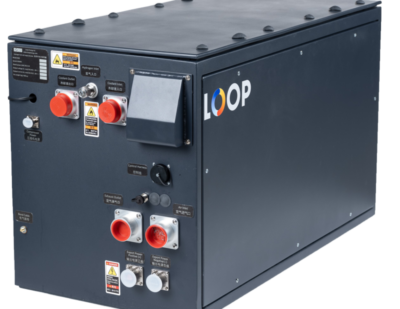 Loop Energy: Fuel Cell Order for Transit Bus Fleet in Nanjing, China