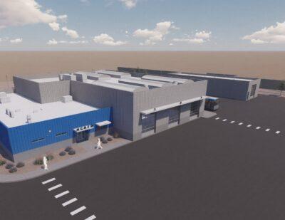 NCRTD Breaks Ground on New Facility at Española Headquarters