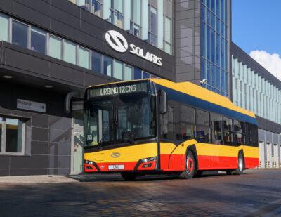 Madrid Orders 250 Solaris Urbino 12 Buses