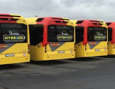 Volvo Buses: 64 Hybrid Buses for Belgium