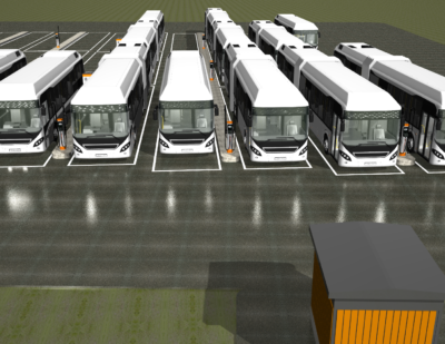 Kempower to Supply Northern Norway's Largest Electric Bus Depot