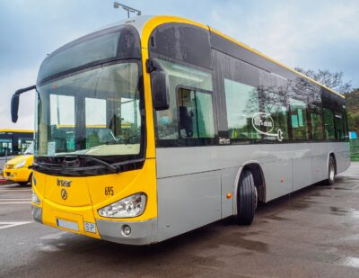 Michelin Introduce First Range Specifically Designed for Electric Buses