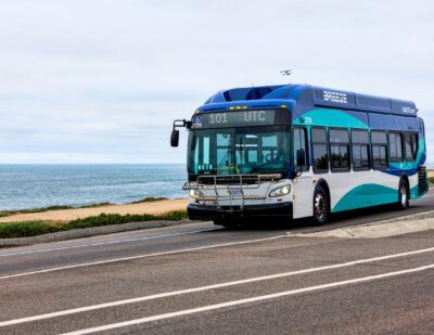 NCTD: Grant to Support Transition to Zero-Emissions Bus Operations