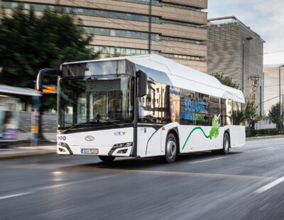 Six Electric Buses of Solaris to Go to Switzerland