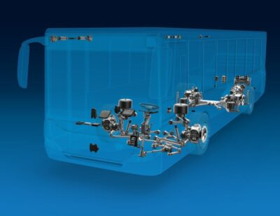 ZF: Energy Management Software for Electric Commercial Vehicles