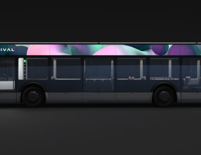 Hitachi and Arrival to Deliver Electric Buses and Infrastructure