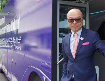 Hitachi Europe and Shenzhen Bus Group to Electrify European Bus Fleets