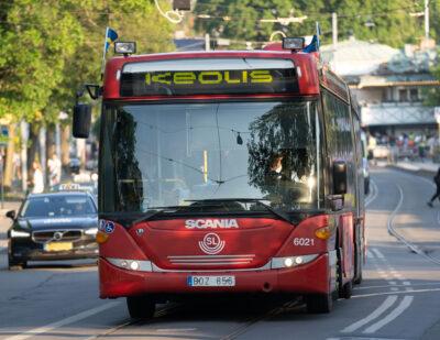 Keolis to Operate Alternative Energy Buses in Uppsala, Sweden