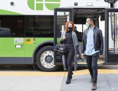Safety Upgrades Underway at Dozens of Metrolinx GO Bus Stations