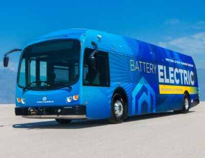 Proterra and Miami-Dade Announce Landmark EV Technology Project