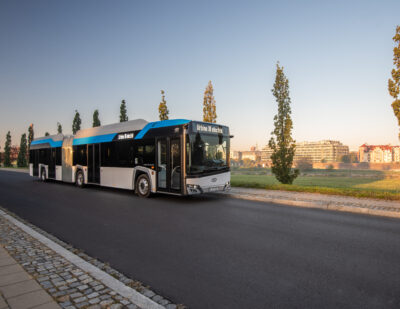 Lublin Opts for Solaris E-Buses Once Again