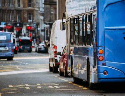Scotland: Up to £23.6 Million to Improve Bus Services