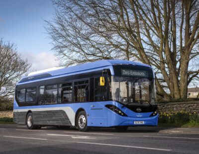 ADL Agrees Australian Electric Bus Supply Agreement with Nexport